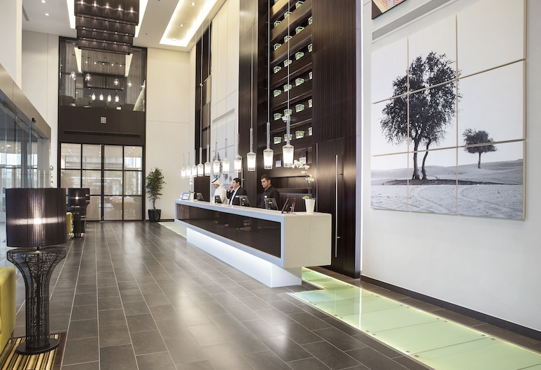 Centro Shaheen Jeddah by Rotana, Jedda, Lobby