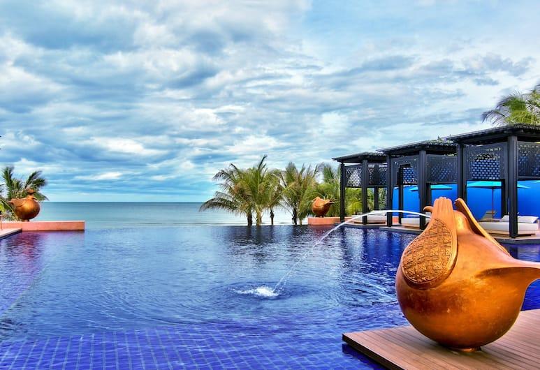 Ace of Hua Hin Resort, Cha-am, Outdoor Pool