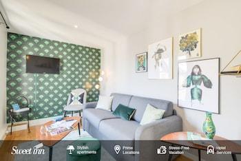 Obrázek hotelu Sweet inn Apartments Galeries Lafayette-St Lazarre ve městě Paříž