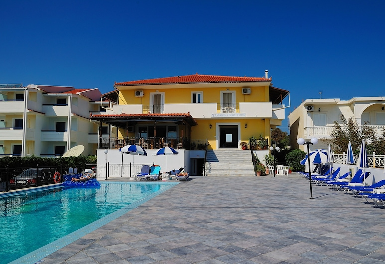 Andreolas Beach Hotel, Ζάκυνθος