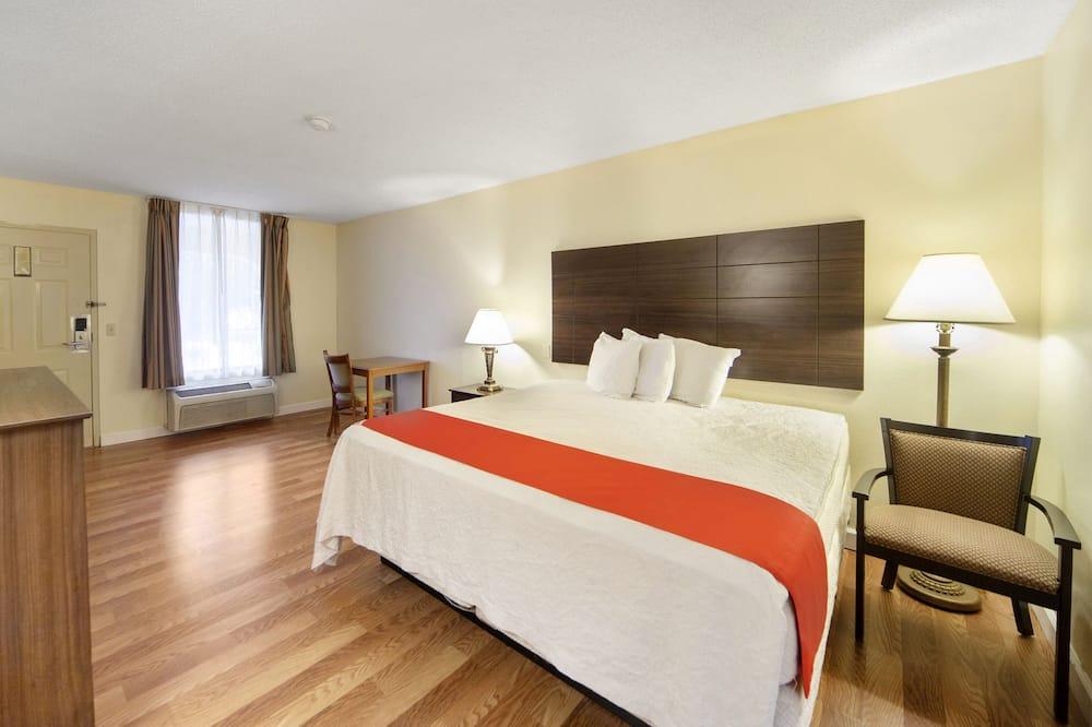 Soba, 1 king size krevet - Soba za goste