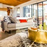 Luxury Villa, Dağ Manzaralı (Retreat, Mountain View) - Oturma Alanı