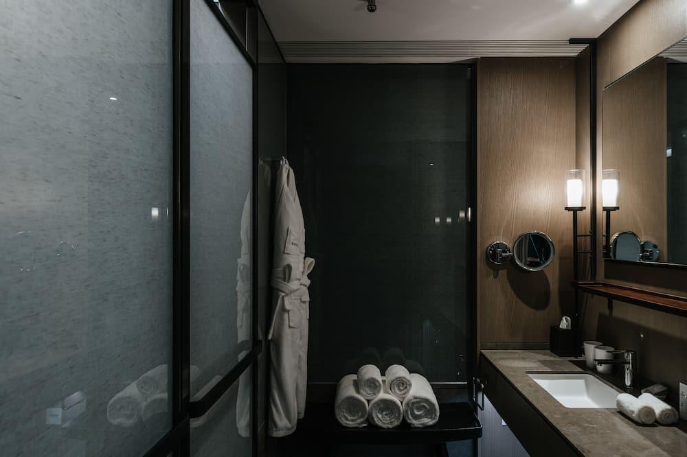 Бизнес-номер (24-Hour Full Stay) - Ванная комната