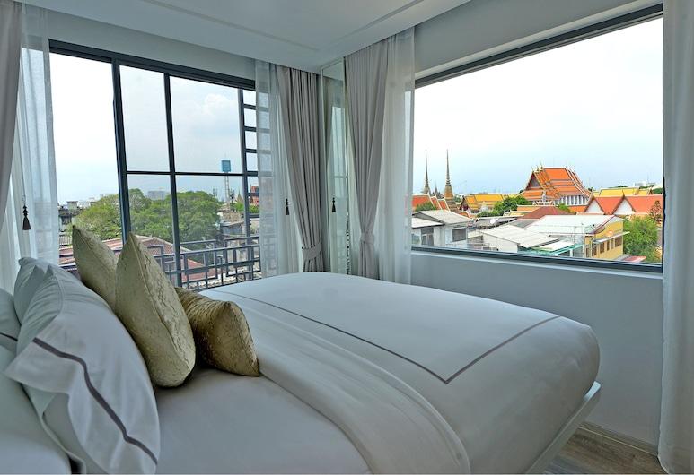 リヴァ アルン バンコク, バンコク, プレミアム スイート ジェットバス リバービュー, 部屋からの眺望