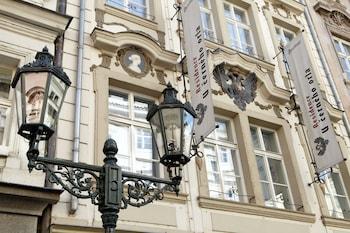 Praga — zdjęcie hotelu Residence U Černého Orla