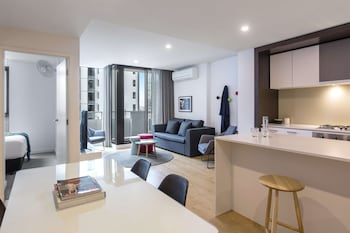 Picture of Oaks Melbourne Southbank Suites in Melbourne