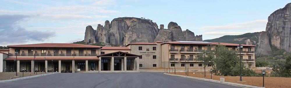 Αποτέλεσμα εικόνας για GRANT METEORA HOTEL