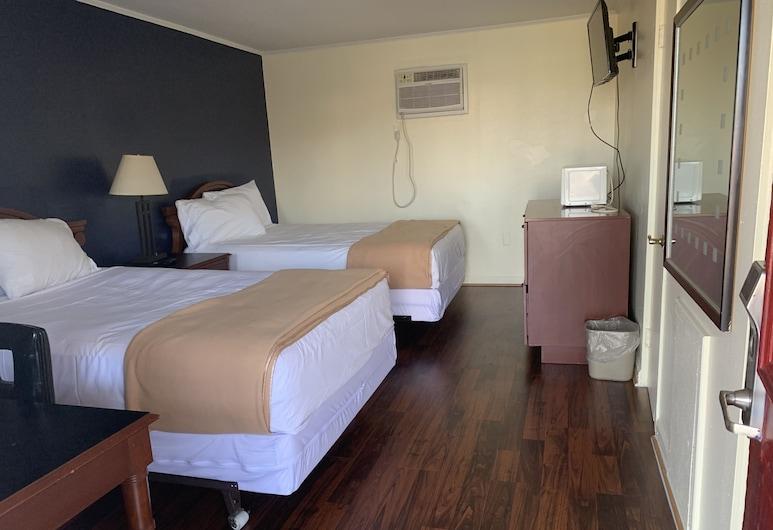 Sunset Inn, Atlantik Sitis, Liukso klasės kambarys, 1 labai didelė dvigulė lova, Viešbučio interjeras