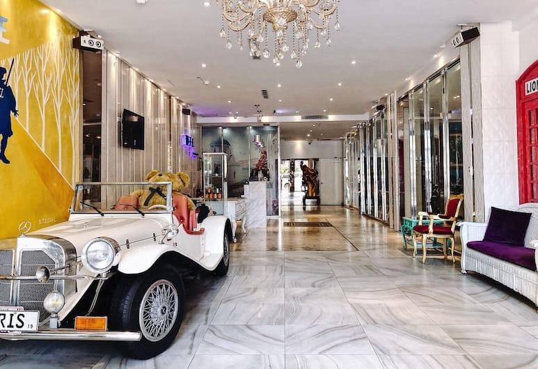 獅子王商務旅館, 高雄市