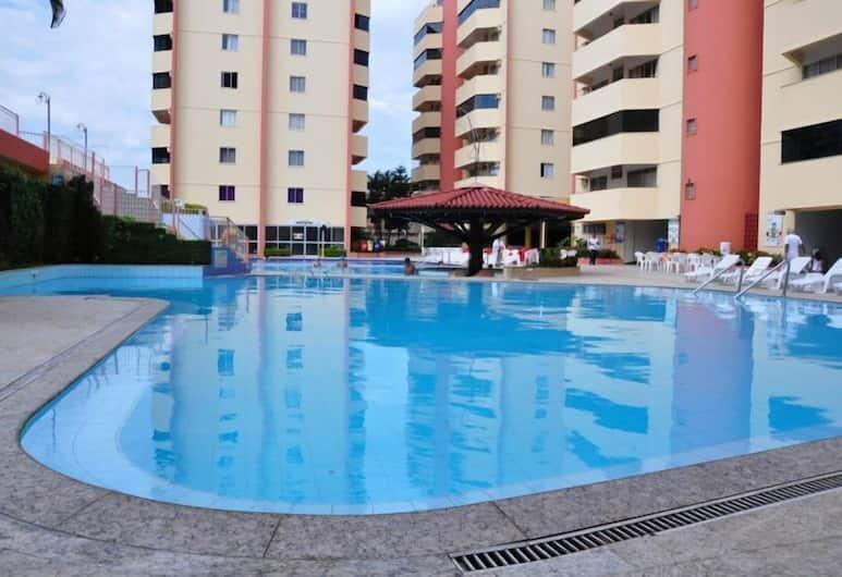Parque das Aguas Quentes, Caldas Novas, Pool