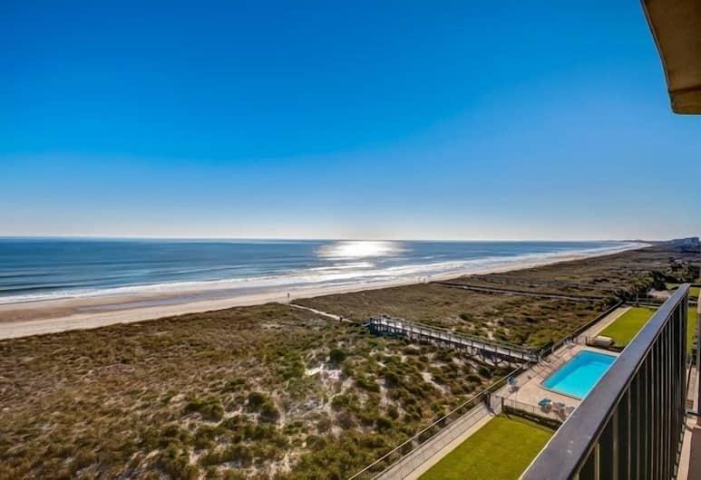 Amelia South - M6 - 2 Br Condo, Fernandina Beach, Apartman, 2 spavaće sobe, Plaža
