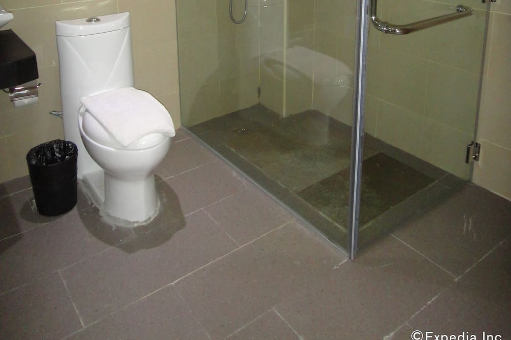 ビジネス スイート - バスルーム