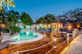 Foto van Sirena Serena Boutique Hotel & Retreat in Tamarindo