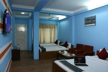 Selline näeb välja Hotel August Mountain, Katmandu
