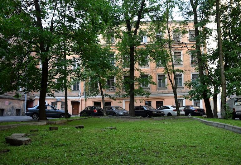 Yusupov Garden, סנט פטרסבורג, חזית המלון