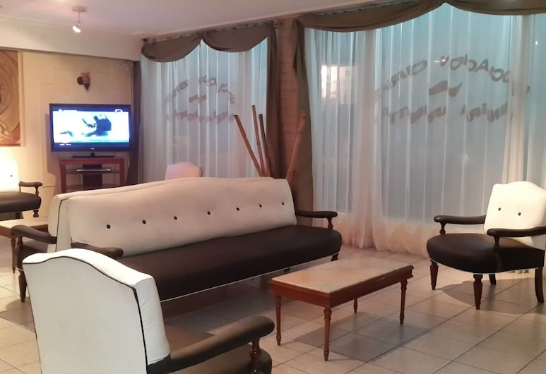 Hotel Aoma Mar del Plata, Mar del Plata, Sitteområde i lobbyen