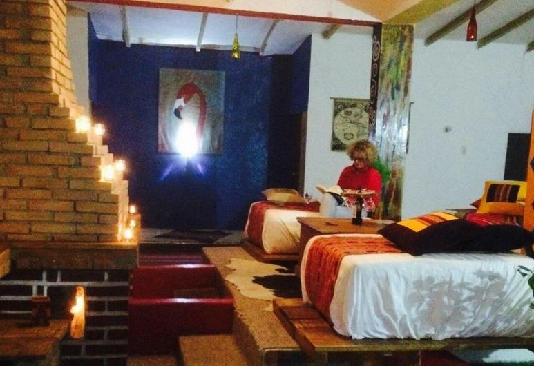 Los Flamencos Eco Hotel, Uyuni, Anddyri