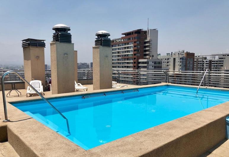 Socavon Santiago, Santiago