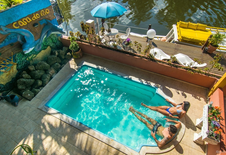 Pousada Casa do Rio Hostel, Paraty
