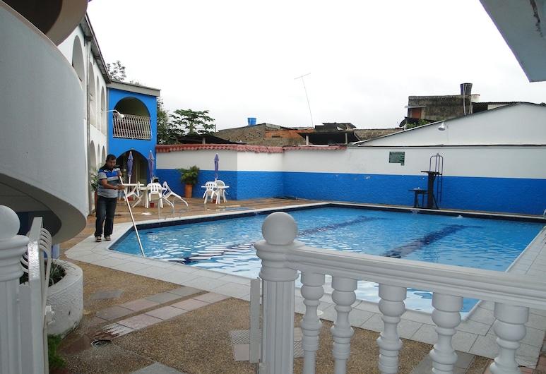 Hotel Pórtico Suite, San Jose del Guaviaro, Exterior