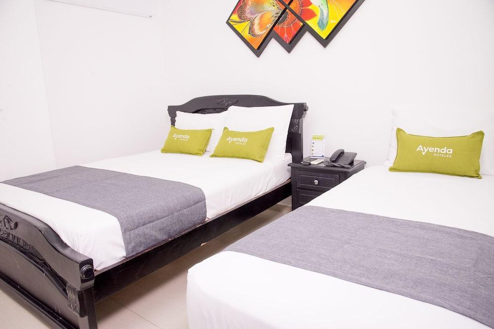 Standard Τρίκλινο Δωμάτιο - Δωμάτιο επισκεπτών