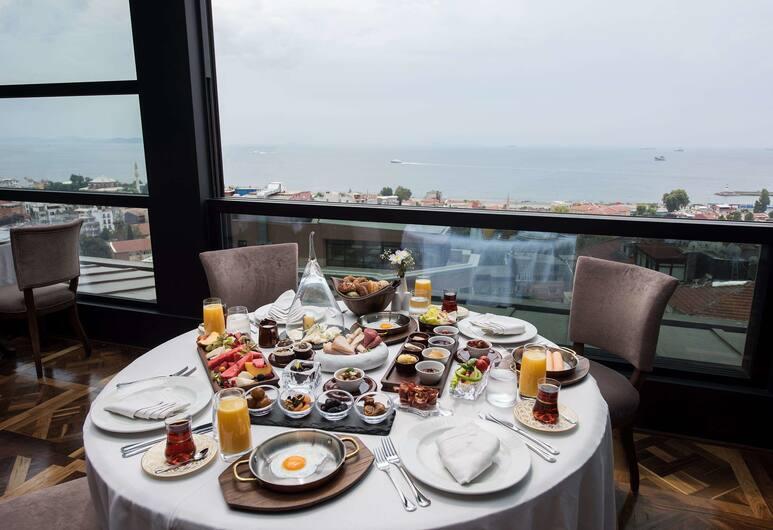 Ajwa Hotel Sultanahmet, İstanbul, Restoran