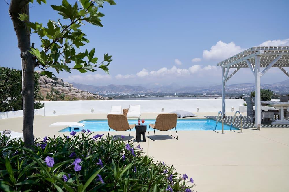Spa Suite Lake View with Private Pool & Hammam - Odada Mutfak