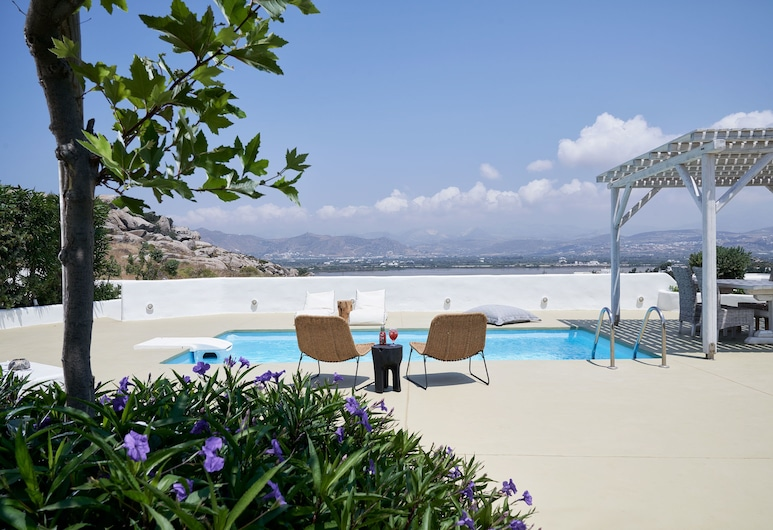 Naxian Utopia Luxury Villas & Suites, Naxos, Spa Suite Lake View with Private Pool & Hammam, In-Room Kitchen