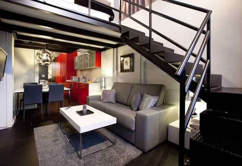 Alcam Futbol, Barcelona, Loft (5 people), Zimmer