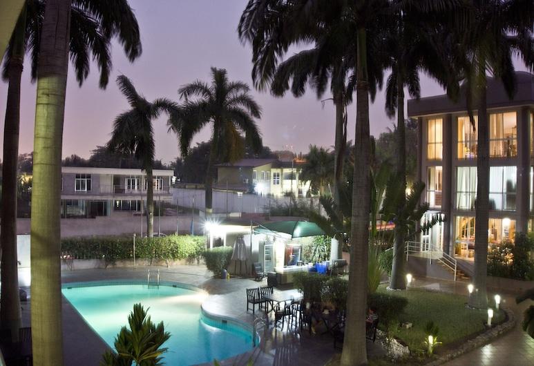 Apartamento Hotel, Akra, Pagalms