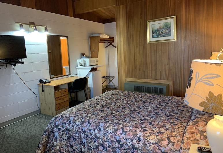 Ace Crown Motel, Medicine Hat, Habitación estándar, 1 cama Queen size, Habitación