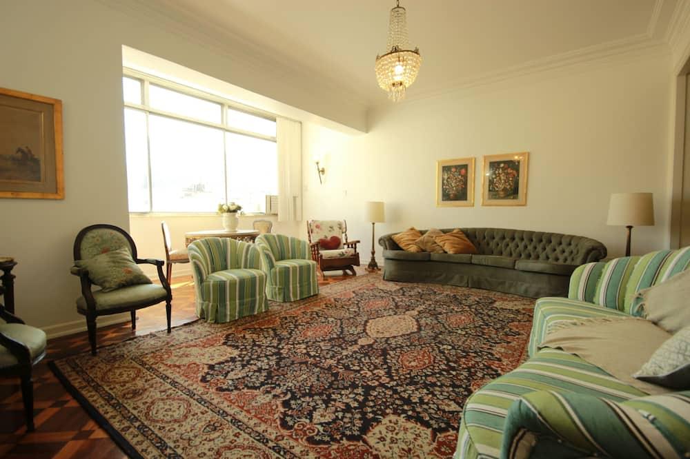 Habitación estándar, 3 habitaciones - Sala de estar