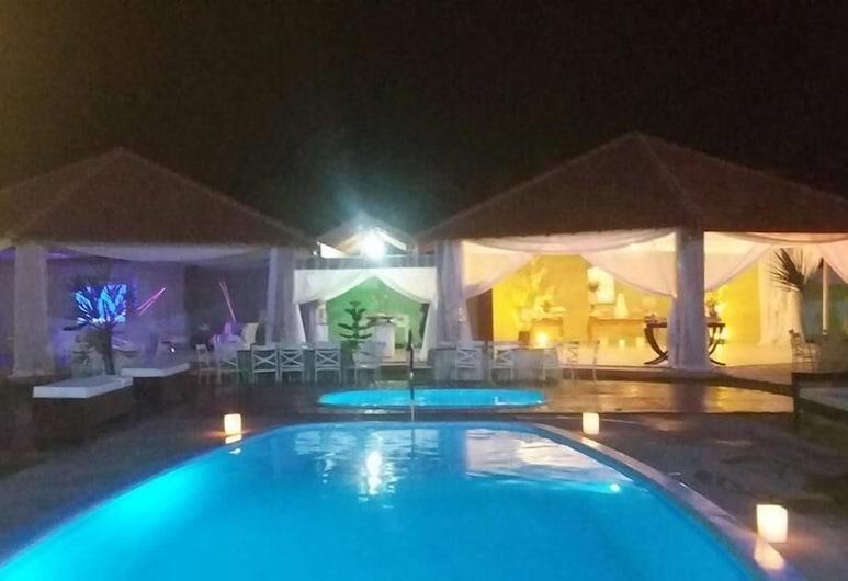 Pousada Tropical, Prado, Pool