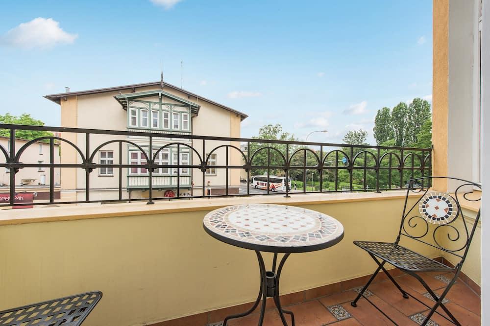 Dvivietis kambarys (Marrakesz) - Balkonas