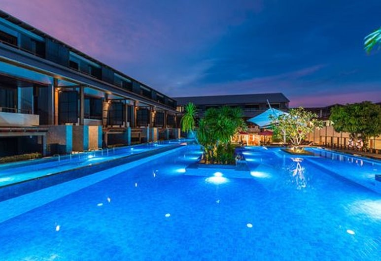 Am Samui Palace, Koh Samui, Indoor/Outdoor Pool