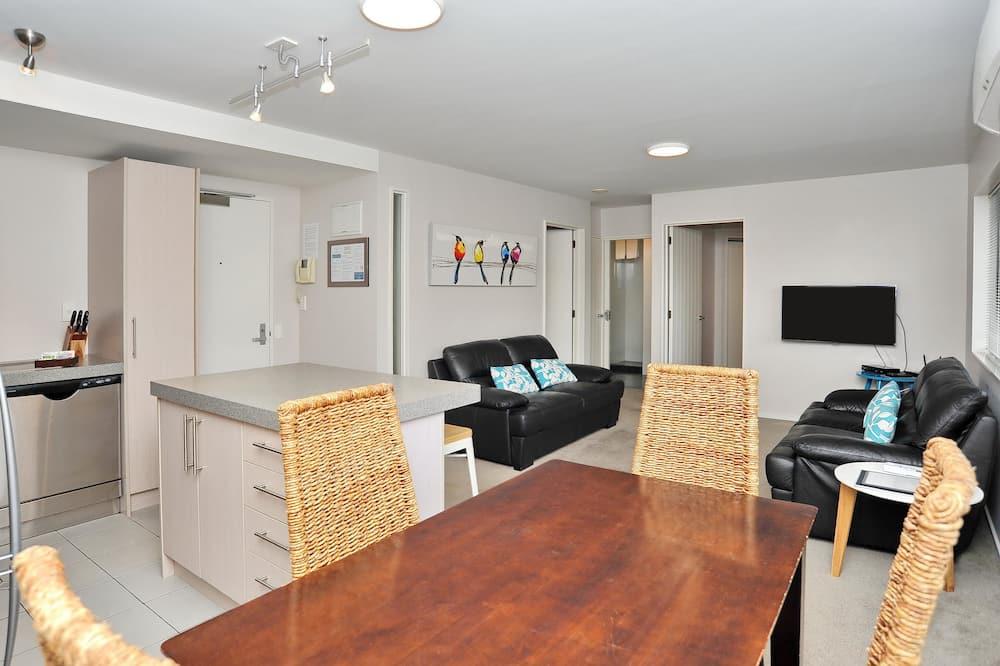 Апартаменти категорії «Комфорт», 2 ліжка «квін-сайз» (Carlton Villa 2) - Житлова площа