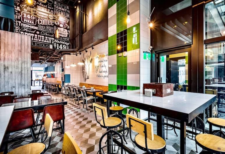 洛碁大飯店松山館, 台北市, 早餐區