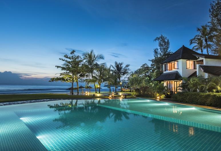 Jade Marina Resort & Spa, Ngapali, Vonkajší bazén