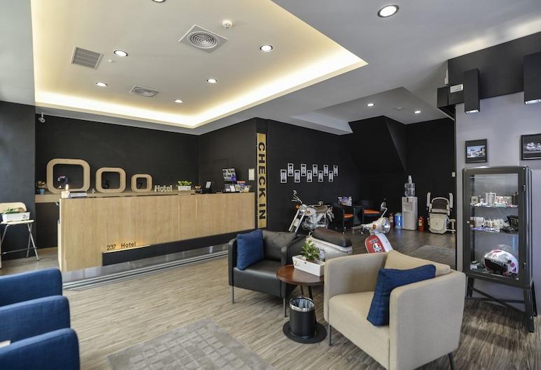 237 Hotel, Kaohsiung, Sæti í anddyri