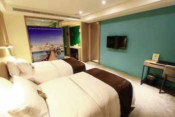 Bild vom GoGo Hotel in Taichung
