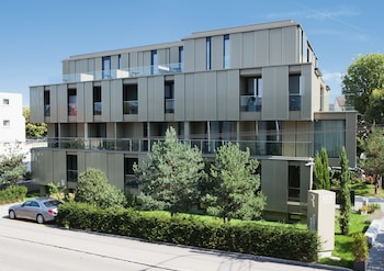 Zurich — zdjęcie hotelu Residence Appartements