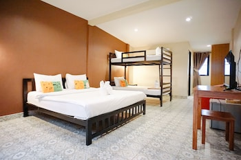 Enter your dates to get the Kanchanaburi hotel deal
