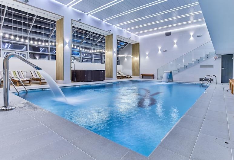錫納亞飯店, 西奈亞, 室內游泳池