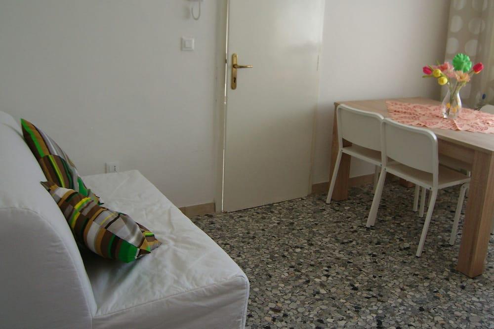Apartmán, 1 spálňa (max 4 people) - Obývacie priestory