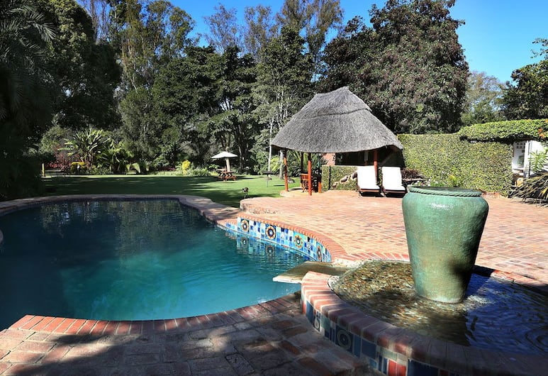 Malcolm Lodge, Harare, Outdoor Pool