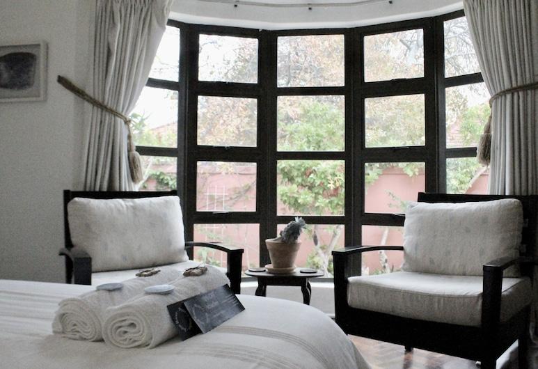 The John Bauer Pottery Studio, เคปทาวน์, Queen Garden View Room with En Suite, ห้องพัก