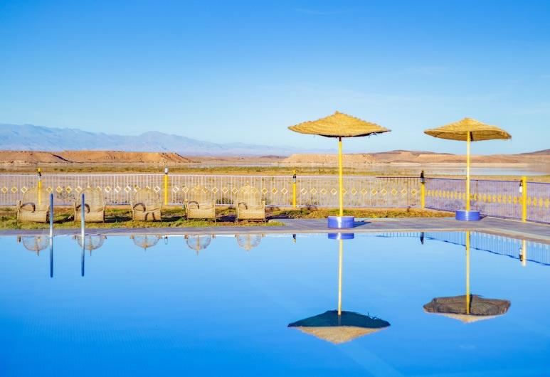 Ecolodge l Ile de Ouarzazate, Tarmigta, Gaļas cepšanas/pikniku zona