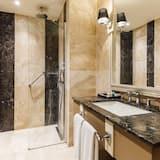 Habitación, 1 cama de matrimonio grande (Economic Room) - Cuarto de baño