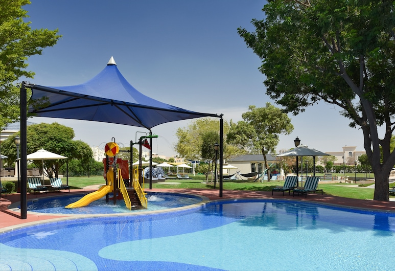 Al Aziziyah Boutique Hotel, Doha, Children's Pool