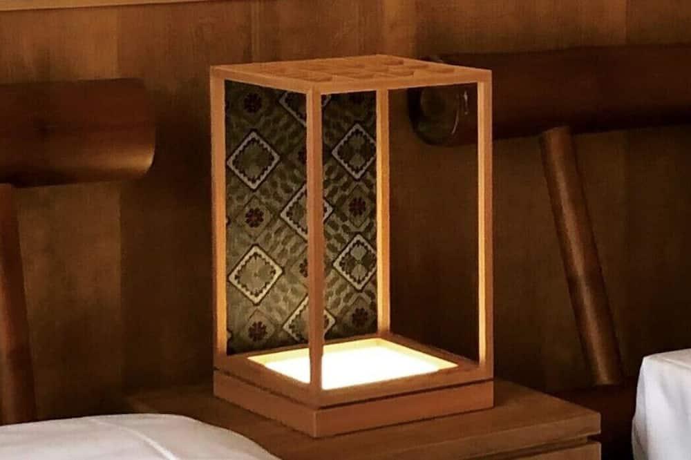 Twin kamer, uitzicht op bergen - Woonruimte